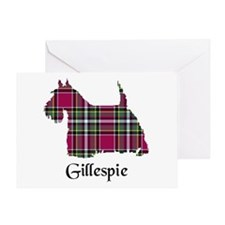 Terrier - Gillespie Greeting Card