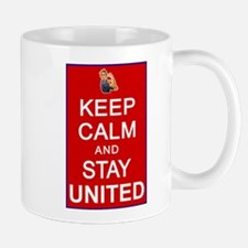 Keep Calm and Stay United Mug