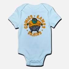 Zombie Fanboy Infant Bodysuit