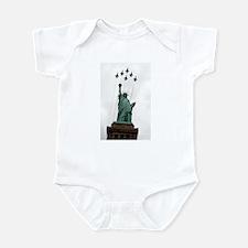 Thunderbirds Liberty Infant Creeper