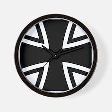 Bundeswehr Wall Clock