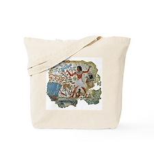 Unique Abyssinian cat Tote Bag