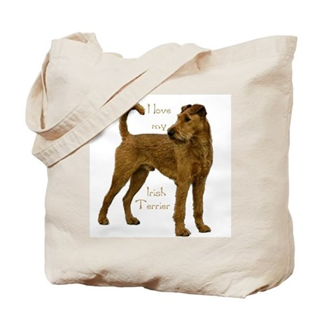 """Irish Terrier""Tote Bag"