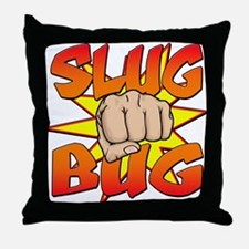 SBpow Throw Pillow