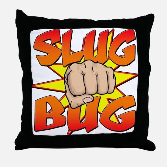 SBpow Throw Pillow