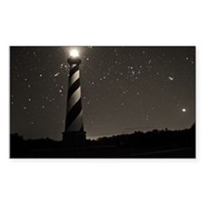 Hatteras Lighthouse. Decal