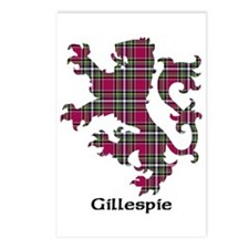 Lion - Gillespie Postcards (Package of 8)