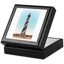 Hatteras Lighthouse. Keepsake Box