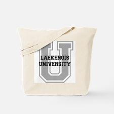Laekenois UNIVERSITY Tote Bag