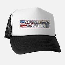 Cute 911 Trucker Hat