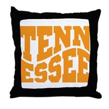 Tennessee Throw Pillow