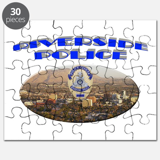 Riverside Police Puzzle