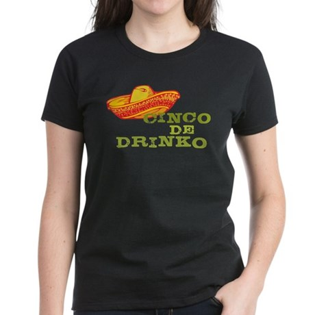 sombrero-black T-Shirt