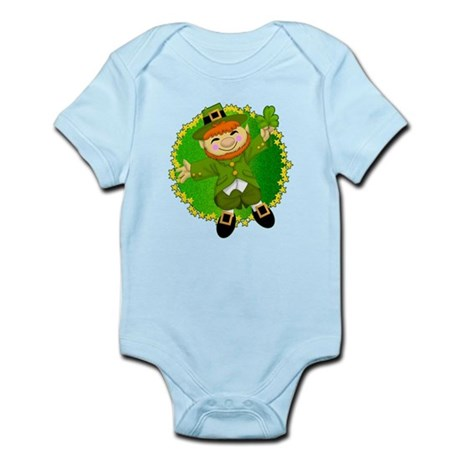 Little People Irish Infant Bodysuit