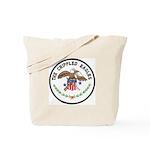 Crippled Eagle Tote Bag