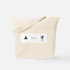 Clear Mind Tote Bag