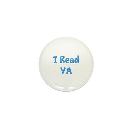 I Read YA Mini Button