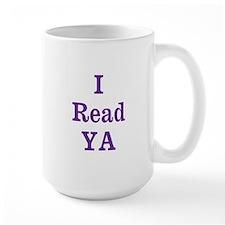 I Read YA Mug