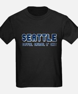 FUNNY SEATTLE T