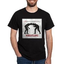 WRESTLING 1 T-Shirt
