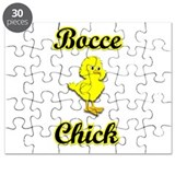 Bocce ball Puzzles