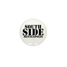 South Side Minneapolis Mini Button (10 pack)