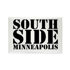 South Side Minneapolis Rectangle Magnet (10 pack)