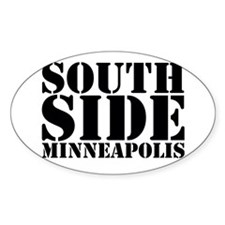 South Side Minneapolis Decal