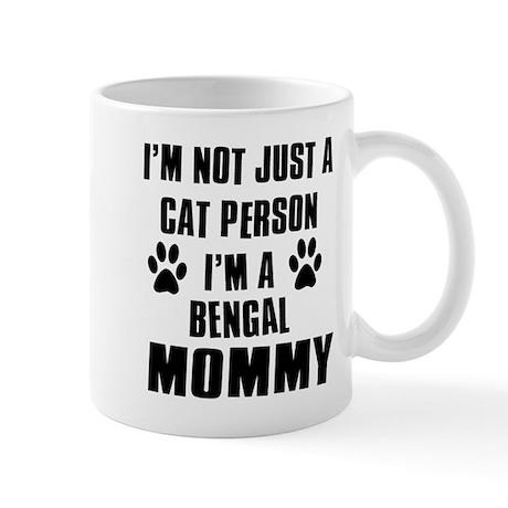 Bengal Cat Design Mug