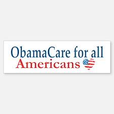 ObamaCare Sticker (Bumper)