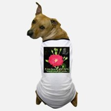 Wild Rose and The Bard Dog T-Shirt