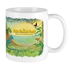Tropical Rain Forest Mug