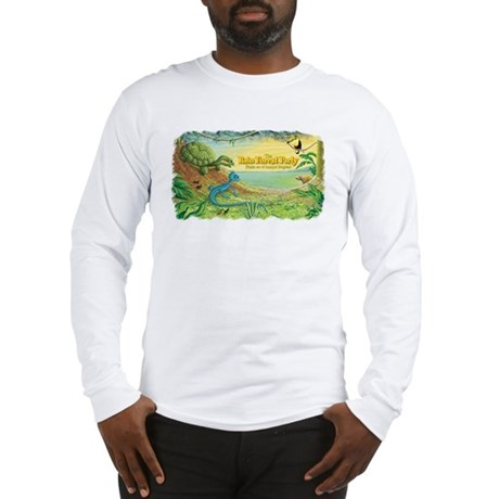 Tropical Rain Forest Long Sleeve T-Shirt