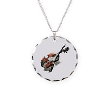 Violin Necklace
