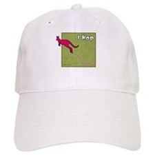 I Hop (Kangaroo) Baseball Cap