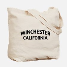 Winchester California Tote Bag