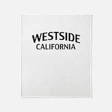 Westside California Throw Blanket