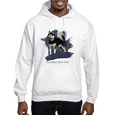 Unique Alaskan klee kai Hoodie