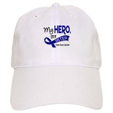 My Hero Colon Cancer Baseball Cap