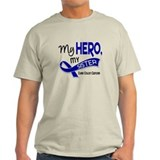 Colon cancer Mens Light T-shirts