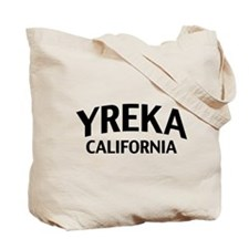 Yreka California Tote Bag