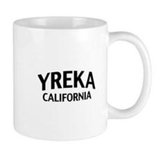Yreka California Mug