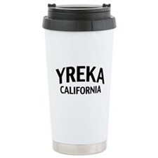 Yreka California Travel Mug