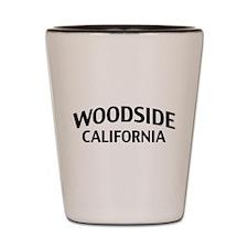 Woodside California Shot Glass