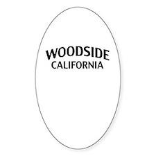 Woodside California Decal