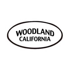 Woodland California Patches