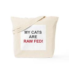 Funny Rawfed Tote Bag