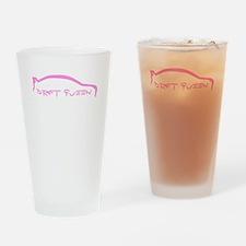 "Mitsubishi EVO ""Drift Queen"" Drinking Glass"