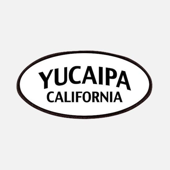 Yucaipa California Patches