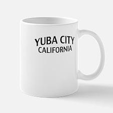 Yuba City California Mug